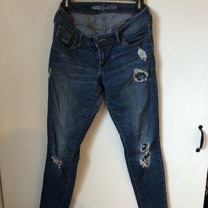 Denim - Old Navy RockStar Boyfriend Jeans